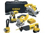 Dewalt Cordless Powertool Kits